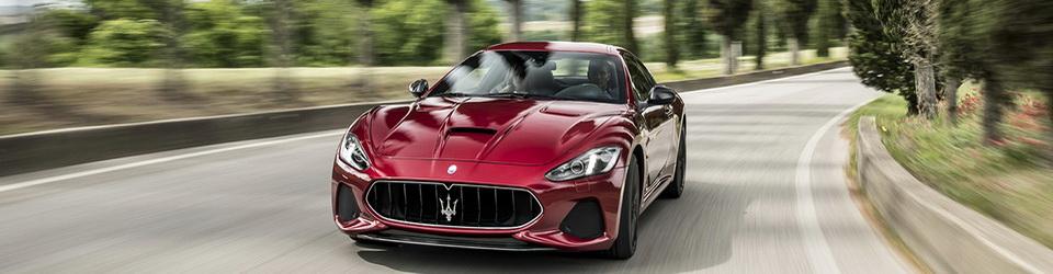 Maserati GranTurismo 2018-2019