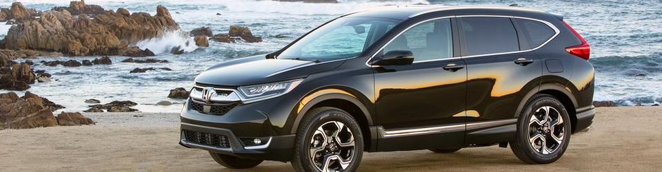Технические характеристики Honda CR-V 5 поколения