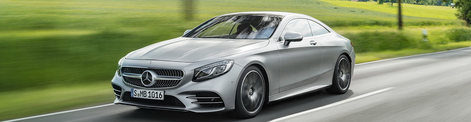 Mercedes-Benz S-Class Coupe и Cabriolet 2018-2019
