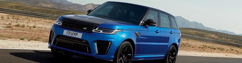 Land Rover Range Rover Sport 2018-2019
