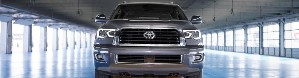 Toyota Sequoia 2018-2019
