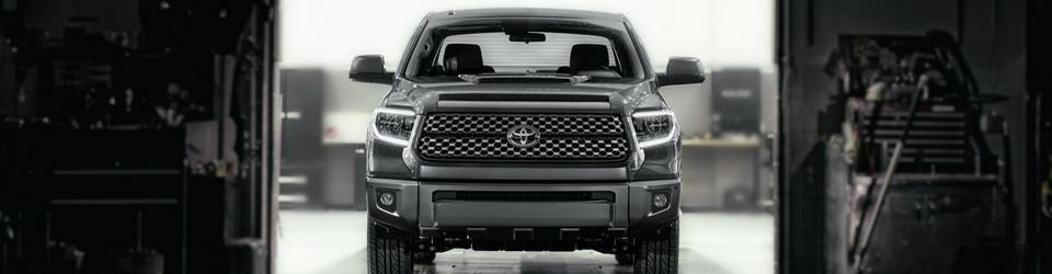Toyota Tundra 2018-2019