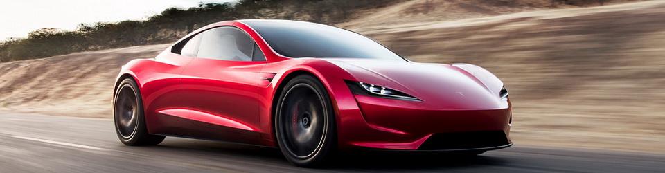 Tesla Roadster 2019-2020