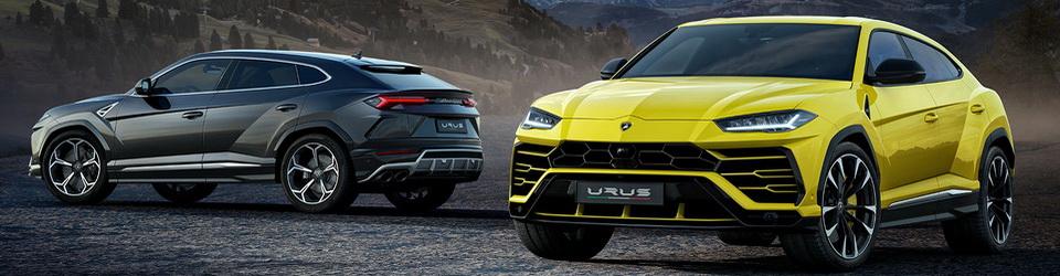 Lamborghini Urus 2018-2019