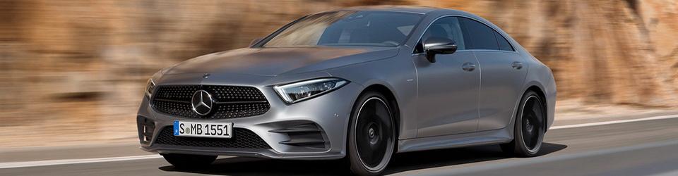 Mercedes CLS 2018-2019