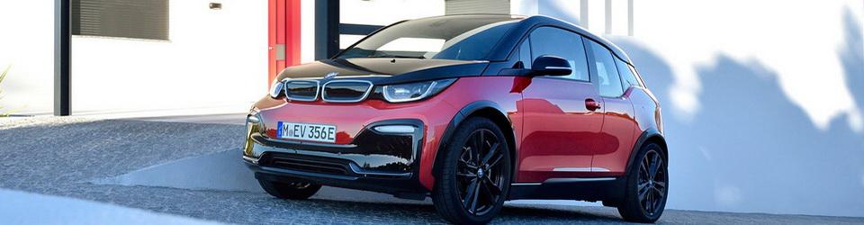 BMW i3s 2018-2019