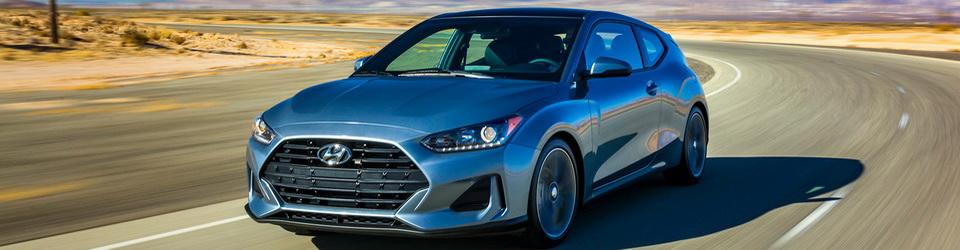 Hyundai Veloster 2018-2019