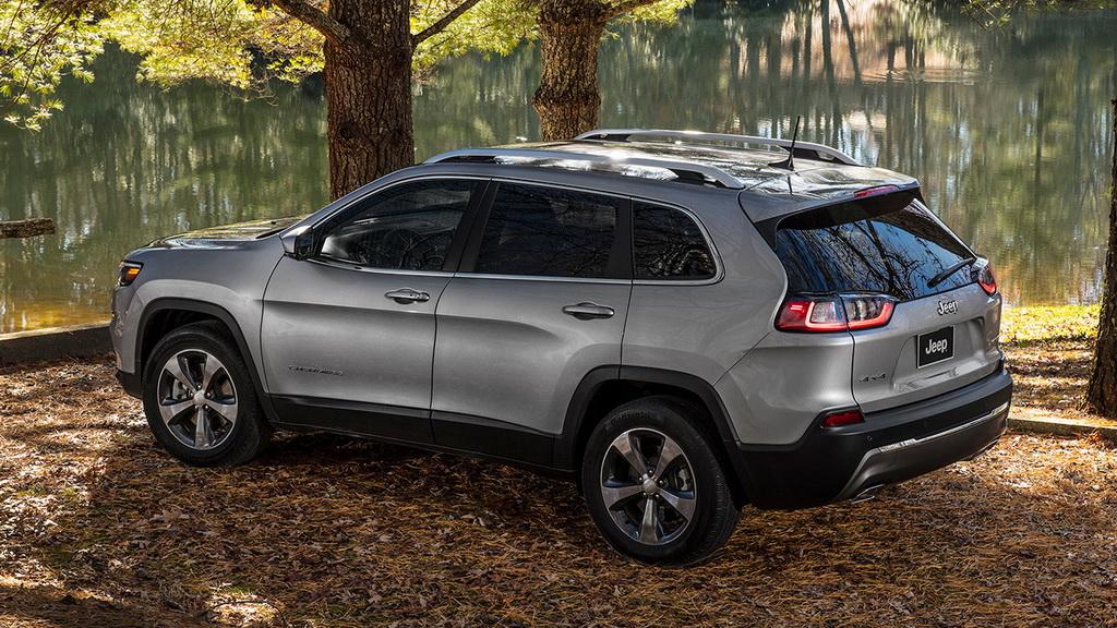Новый Jeep Cherokee 2018-2019 года - фото и цена ...