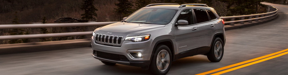 Jeep Cherokee 2018-2019