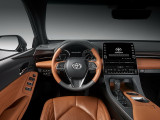 Интерьер Toyota Avalon Limited