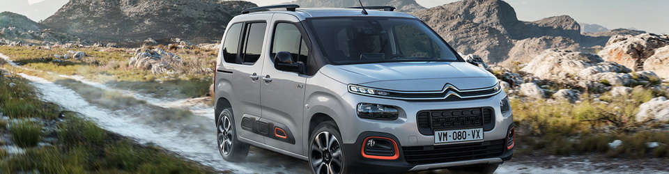 Citroen Berlingo 2018-2019
