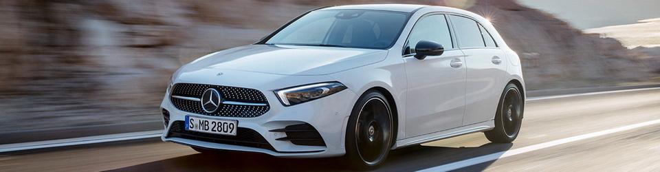 Mercedes-Benz A-Class 2018-2019