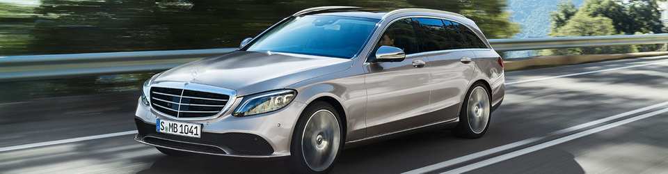 Mercedes-Benz C-Class 2018-2019