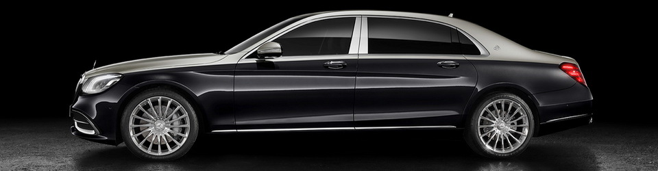 Mercedes Maybach S-Class 2018-2019