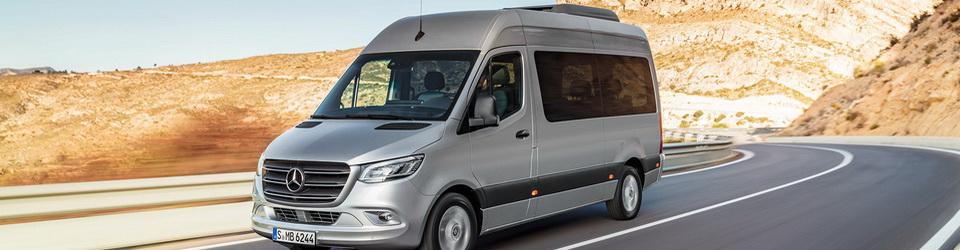 Mercedes-Benz Sprinter 2018-2019