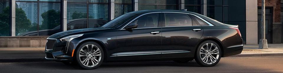 Cadillac CT6 2018-2019