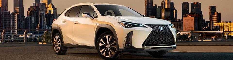 Lexus UX 2018-2019