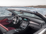 Салон Mercedes-Benz C-Class Cabriolet фото 1