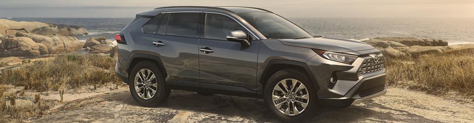 Toyota RAV4 2018-2019