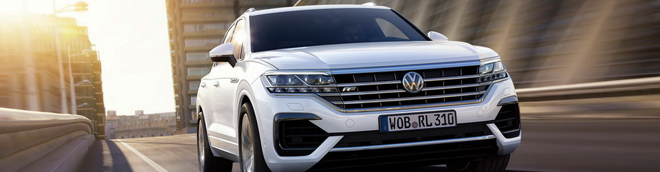 Volkswagen Touareg 2018-2019
