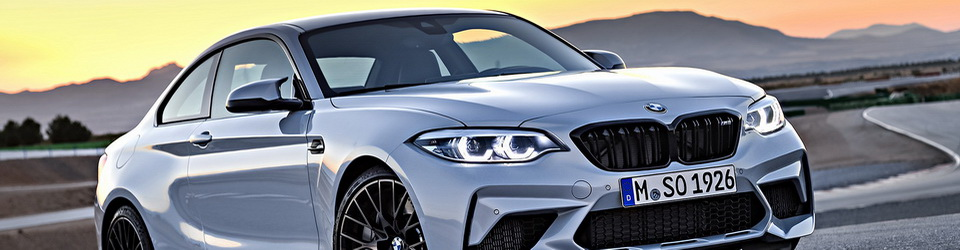 BMW M2 Competition 2018-2019