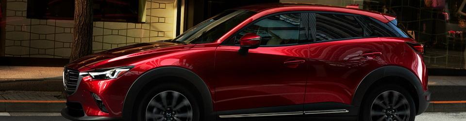 Mazda CX-3 2018-2019