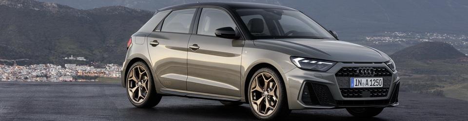 Audi A1 2018-2019