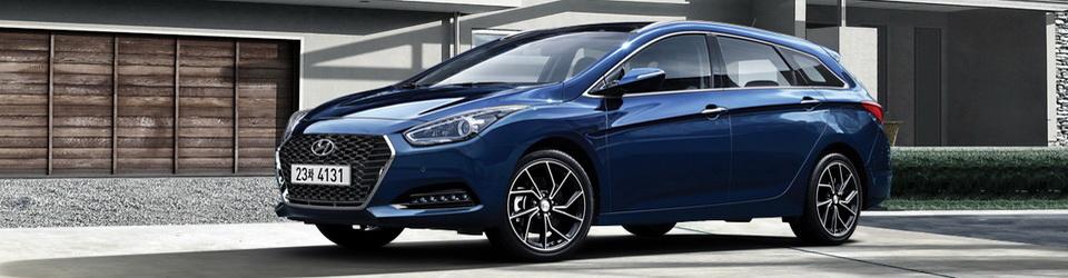 Hyundai i40 2018-2019
