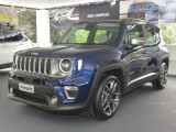 Фото Jeep Renegade 2018-2019 новый дизайн