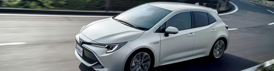 Toyota Corolla Sport 2018-2019
