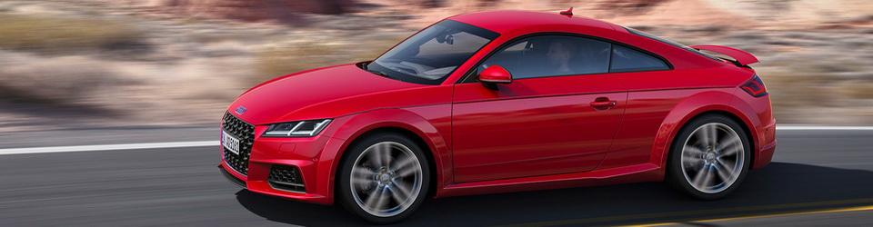 Audi TT 2018-2019