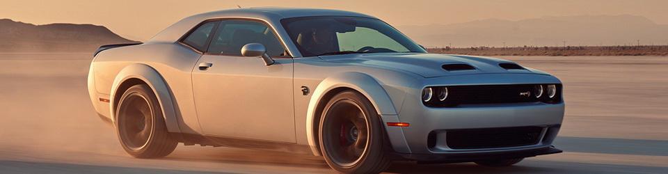 Dodge Challenger 2018-2019