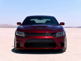 Фото Dodge Charger SRT Hellcat вид спереди