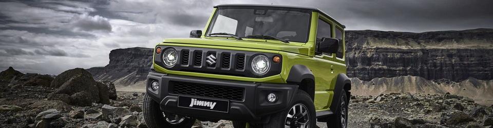 Suzuki Jimny 2018-2019