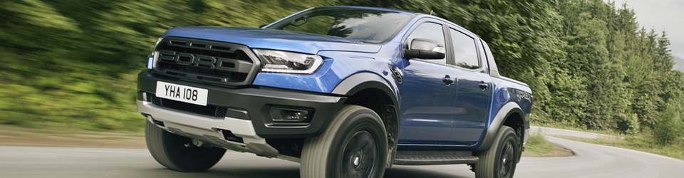 Ford Ranger Raptor 2018-2019