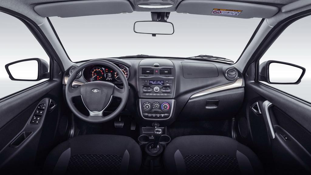 lada granta 2019 10 - Фото новой лады гранты в новом кузове