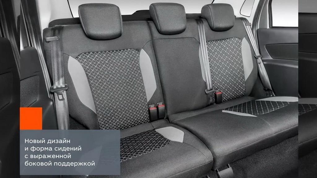 lada granta 2019 13 - Фото новой лады гранты в новом кузове