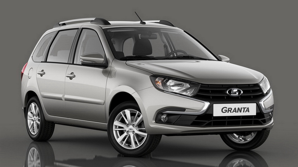 lada granta 2019 8 - Фото новой лады гранты в новом кузове