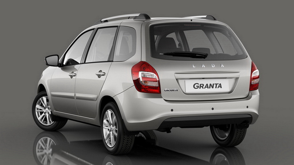 lada granta 2019 9 - Фото новой лады гранты в новом кузове