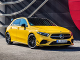Фото Mercedes-Benz A 35 AMG 4Matic 2019-2020 внешний дизайн