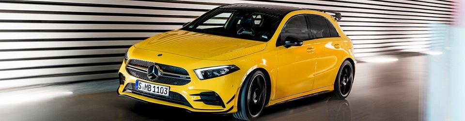 Mercedes-AMG A 35 2019-2020