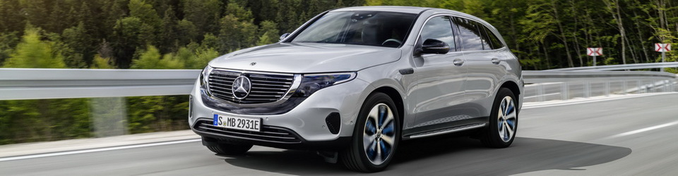 Mercedes-Benz EQC 2019-2020