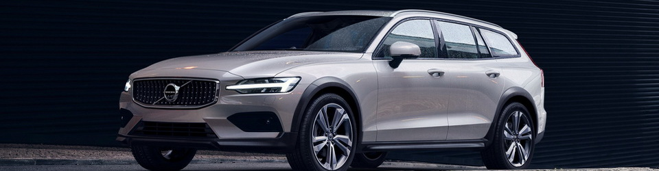 Volvo V60 Cross Country 2019-2020