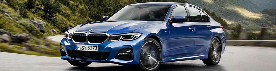 BMW 3-Series 2019-2020