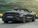 Фото BMW 8-Series Convertible 2019-2020 корма