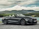 Фото BMW 8-Series Convertible 2019-2020 внешний дизайн