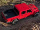 Фото Jeep Gladiator Rubicon грузовая платформа