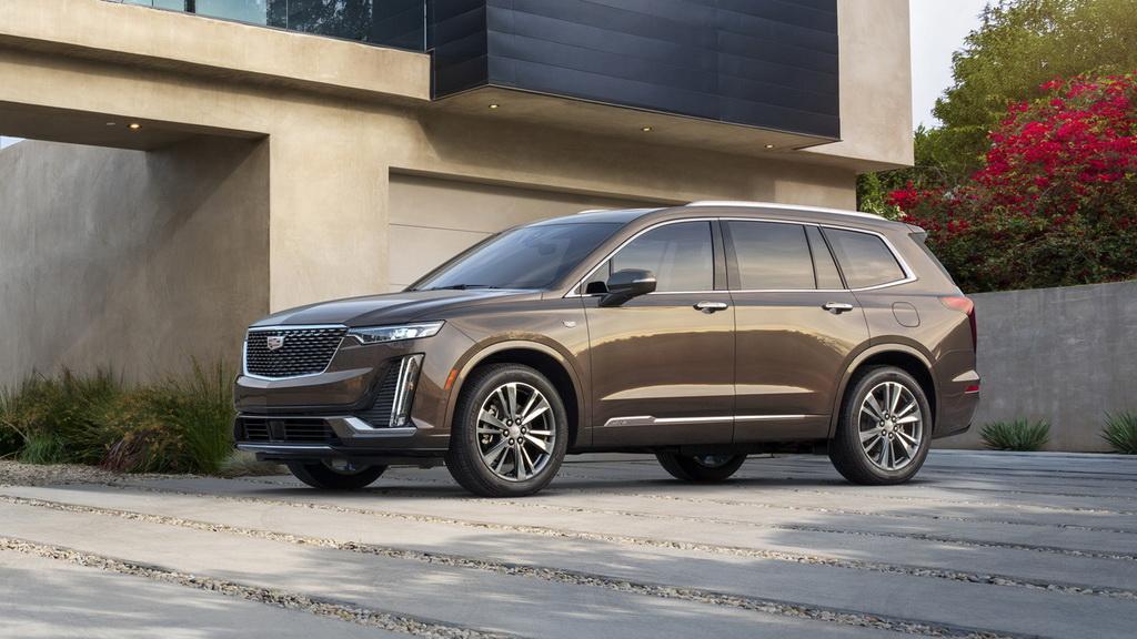 Cadillac XT6 2019-2020