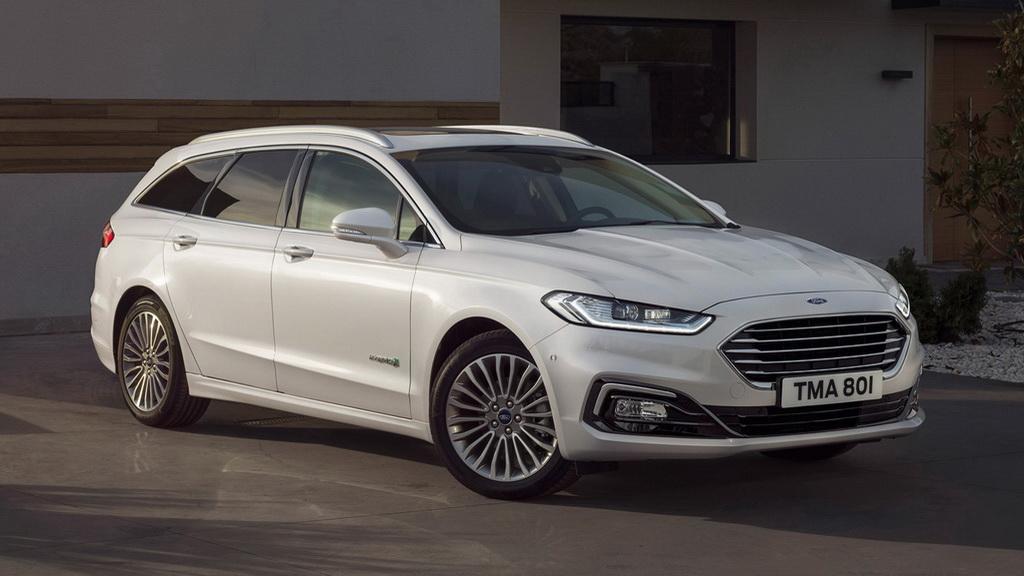 Ford Mondeo 2019-2020 рестайлинг - фото и цена, комплектация, характеристики Форд Мондео