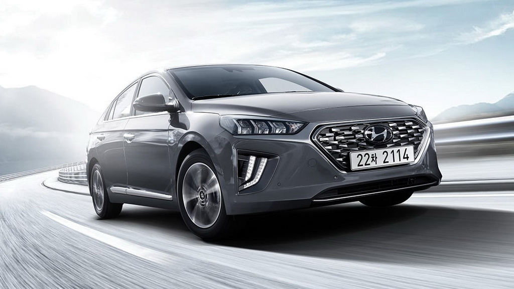 Hyundai Ioniq 2019-2020